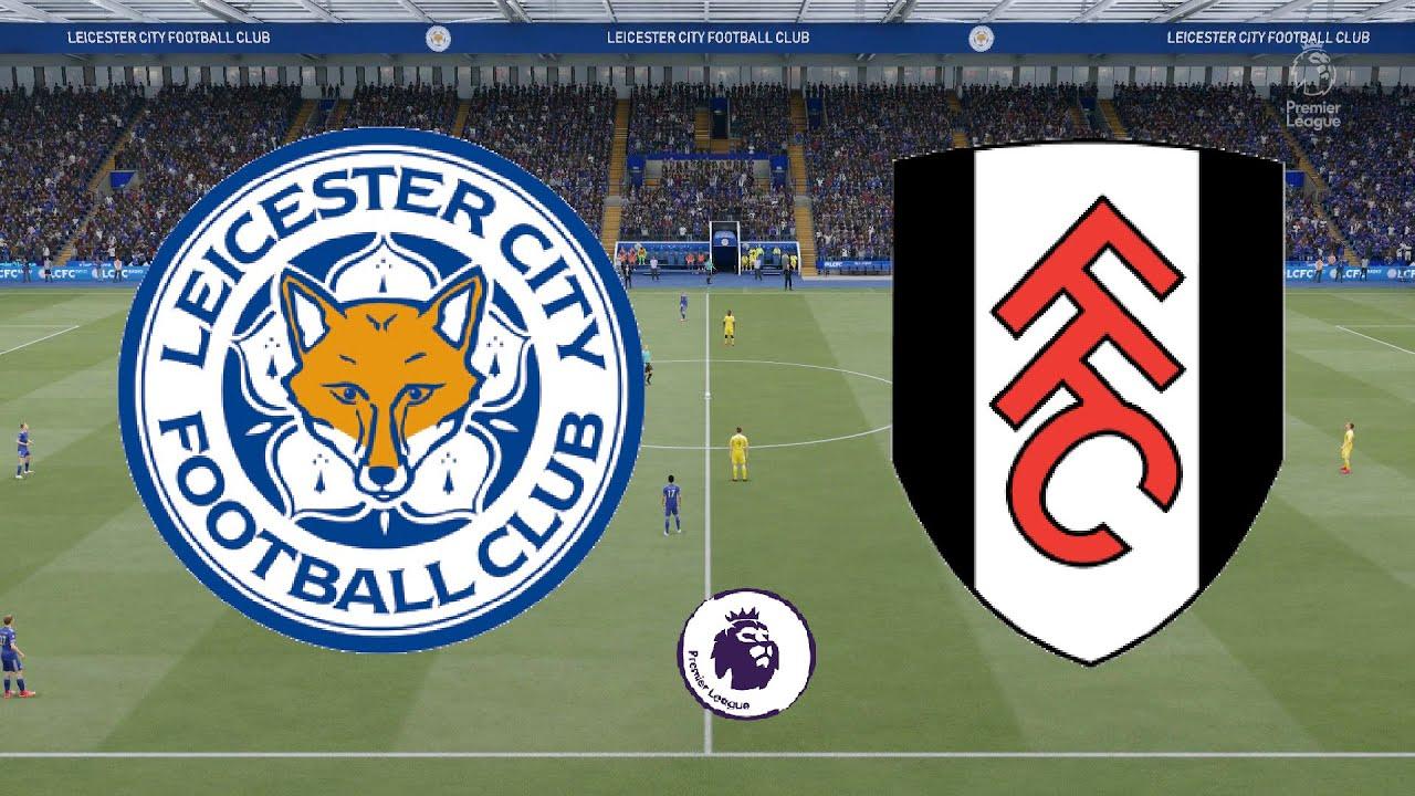 Premier League 2020/21 - Leicester City Vs Fulham - 30th ...