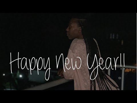 TRAVEL VLOG: Happy New Year From Liberia!!