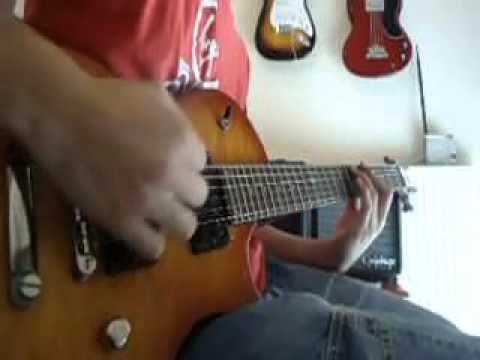 Hinder - Heaven sent cover by Angelo Caldeira