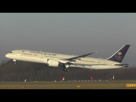Plane Spotting at Manchester Airport | December 29th 2016