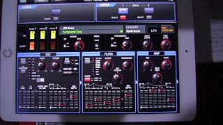 Roland VR-09 with ipad editor - what you need to know