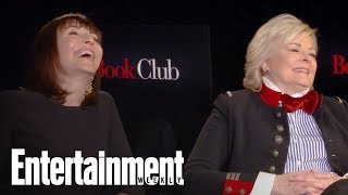 'Book Club' Stars Jane Fonda, Candice Bergen Give Expert Dating Advice | Entertainment Weekly
