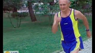 84-летний Чемпион по Спортивной Ходьбе - Ранок - Інтер