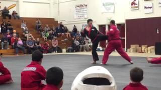 2016 World Martial Arts Center Demonstration Team