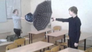 Самый обычный урок физики