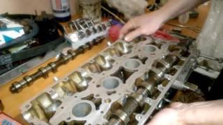 установка гидрокомпенсатора  после чистки
