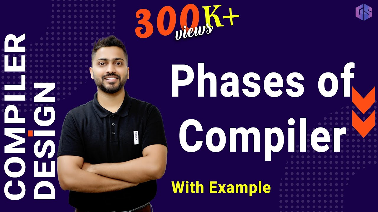 Lec-2: Phases of Compiler
