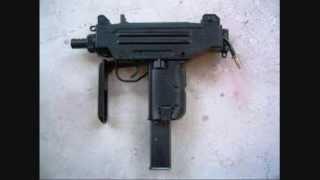 Top 30 modern sub machine guns