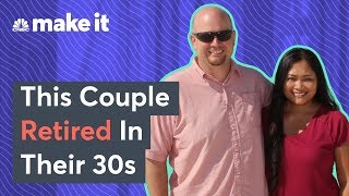 How This Couple Retired Early With Over $1 Million