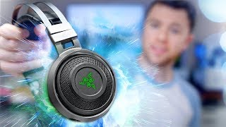 FEEL Your Games! Razer Nari Ultimate Headset First Impressions