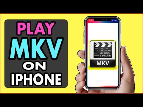 How To Play MKV Files On iPhone 6