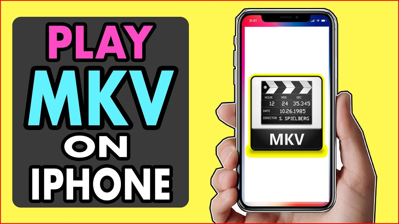 play mkv on iphone how to play mkv files on iphone 6 15871