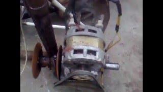 самодельная лебедка для снятия двигателя и не только