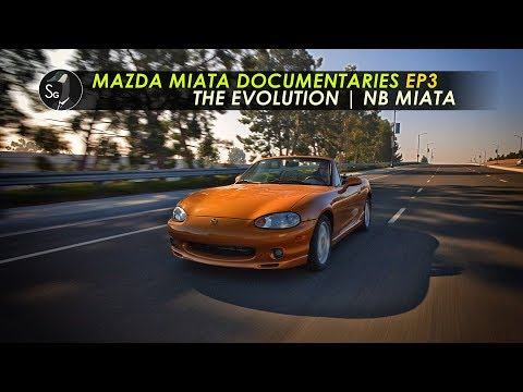 Mazda Miata Documentaries NB | EP3 Slow Evolution