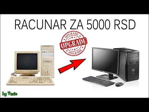 Racunar za 5000 dinara