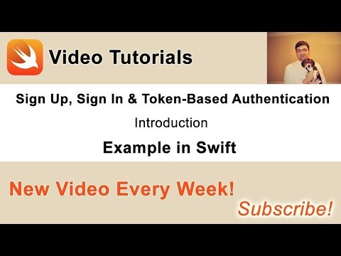 User Registration, Log in, Log out - Video Tutorials - Apps