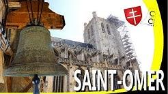 Cloches: Saint-Omer (62 500), Cathédrale Notre-Dame