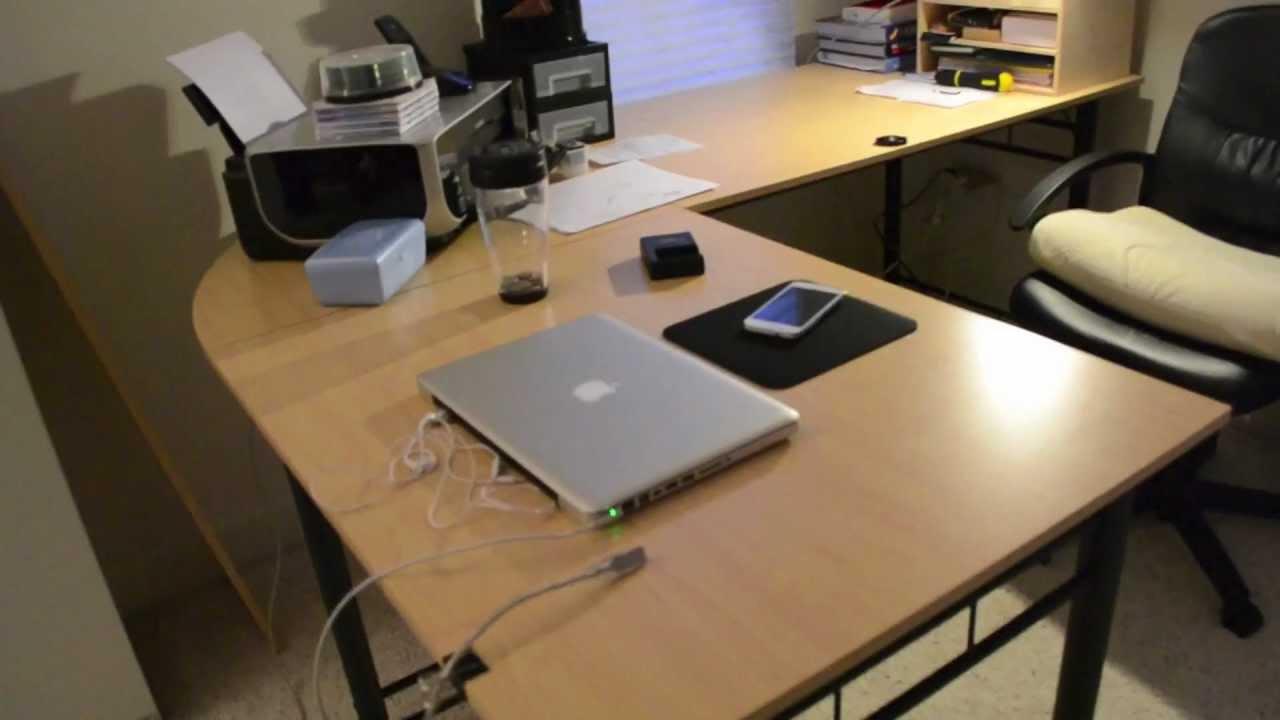 New Desk Youtube