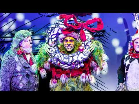 Grinch Birmingham Alexandra Theatre 3rd - 8th Dec 2019 Dr  Seuss' How The Grinch Stole Christmas! Th