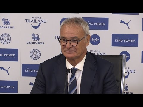Leicester 2-4 Chelsea - Claudio Ranieri Full Post Match Press Conference