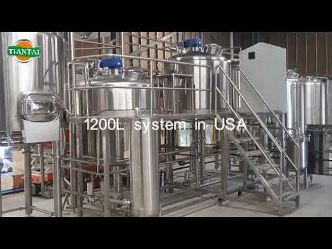 Brewery Projects in abroad
