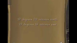 Degrees Minutes North Degrees Minutes East Osrs Ccoordinates Clue