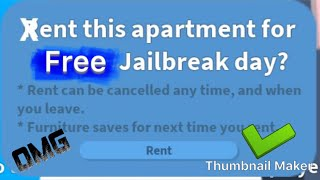 How to get free house [Roblox jailbreak]