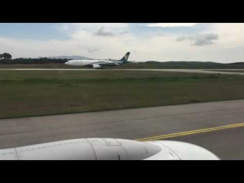 Flight Report : Malaysia Airlines B737-800 Departing KLIA - HANOI