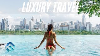 A Luxury Travel Vlog Experience In Bangkok @ The 5 Star  SO Sofitel Hotel Thailand