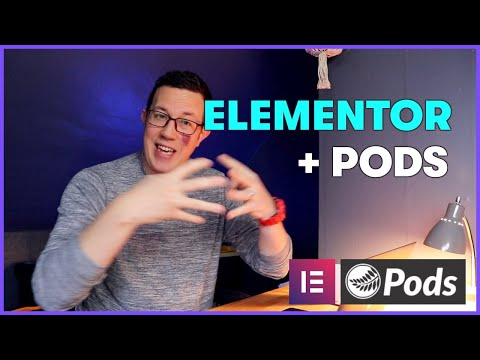 How to Use PODS With Elementor [Full Tutorial]