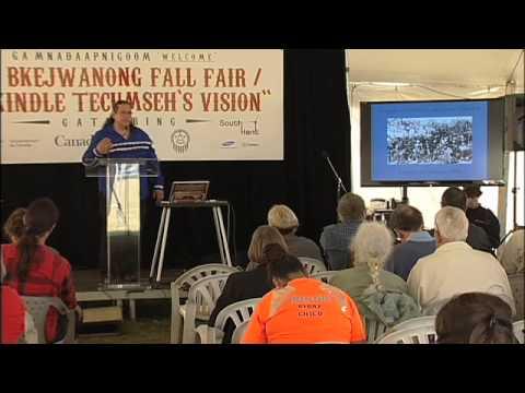 tecumsehs vision Explore ric burns' documentary we shall remain: tecumseh's vision.