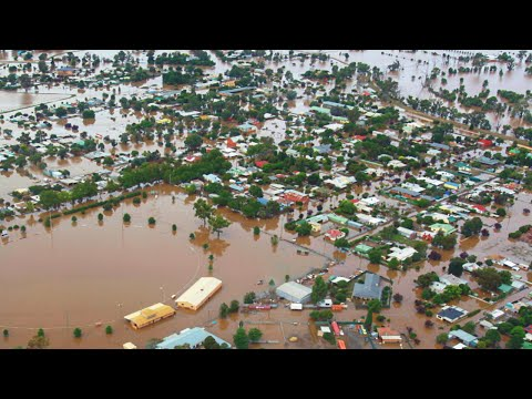 Over 200 000 Homes ⚡️ Worst Flooding in 40 years in state of Victoria, Australia