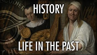 Life in the 18th Century with Jon Townsend