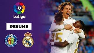 Liga : Le Real Madrid commence fort 2020