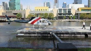 АВСТРАЛИЯ 260: Мой первый полет на Вертолете! Часть 1.(Дорогие друзья! Приглашаю вас прокатиться вместе с нами над Мельбурном на Вертолете!! Это было в моей жизни..., 2016-03-16T07:19:41.000Z)