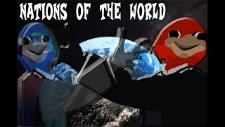 Animaniacs - Nations Of The World Ugandan Knuckles Cover-parody