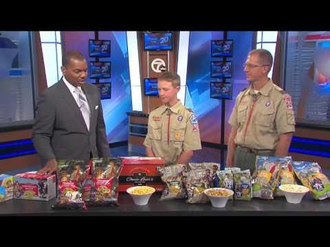 WXYZ - TV Interview: Funding the Adventure through Popcorn Sales