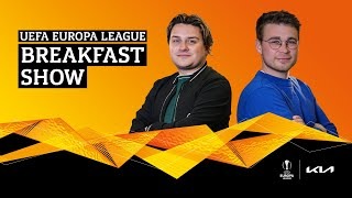 UEL Breakfast Show: Cult Heroes & Semi-Finals Preview | Presented By Kia