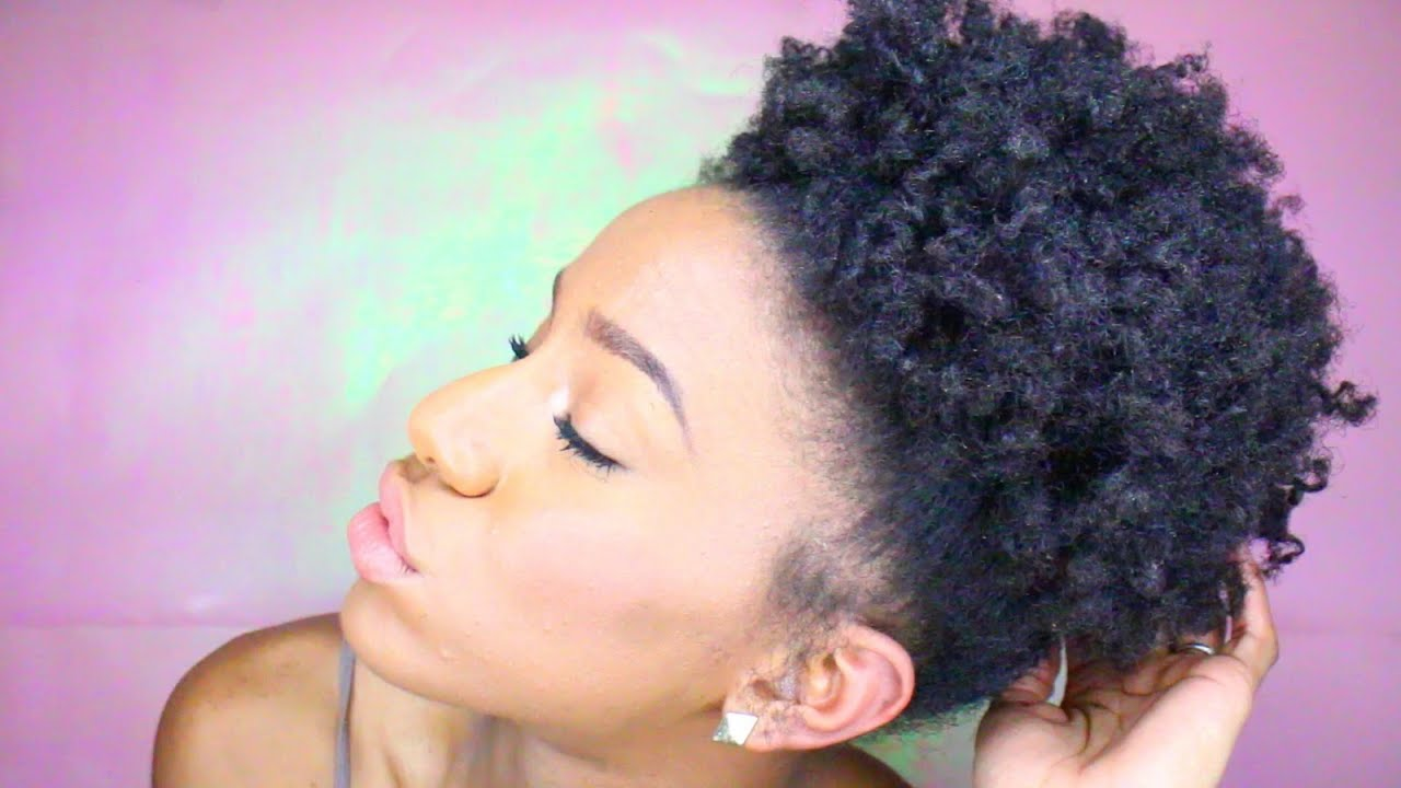 8 Everyday Hairstyles On Medium Length Natural Hair Youtube