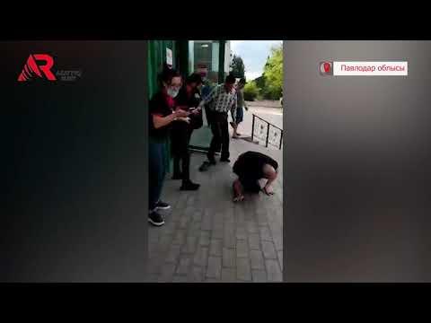 Տեսանյութ.Ղազախստանում ծեծկռտուք է սկսվել դիմակ չկրելու պատճառով
