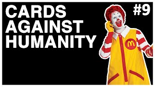 Cards Against Humanity 9 - Ronald Won