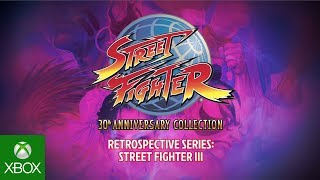Street Fighter 30th Anniversary Collection Retrospective Series – Street Fighter III