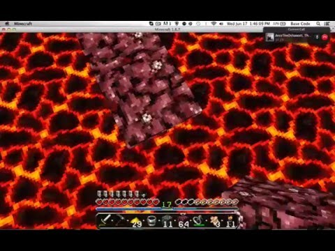 Minecraft: Quest for the Devil episode 5 Into the Nether