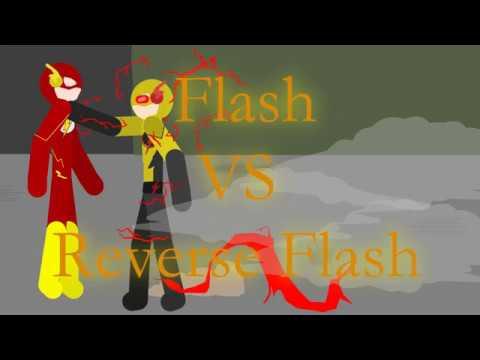 THE FLASH PIVOT  PART 1  FLASH VS REVERSE FLASH  YouTube