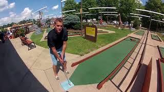 Professional Putt Putt Golf?