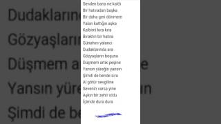 KARAOKE 'TSM' KALBİMİ KIRA KIRA 2017