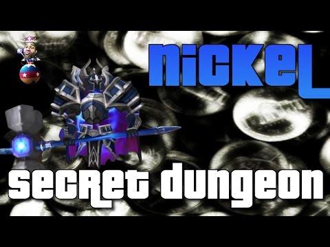 Summoners War | NICKEL : Water Living Armor Secret Dungeon DECEMBER 2016