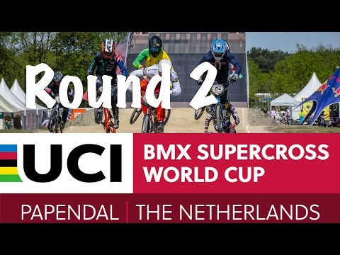 2017: Papendal, The Netherlands LIVE - Round 2