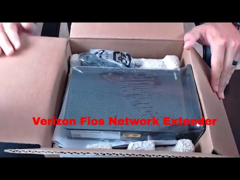 Verizon Fios Network Extender Review