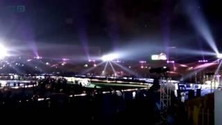 مصر العربية | حكيم يحيى أفتتاح البطولة العربية على استاد السلام
